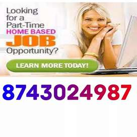 At home great opportunity for data entry work