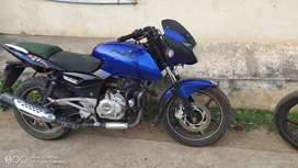Pulsar 180 good and neat condition not bored upto now