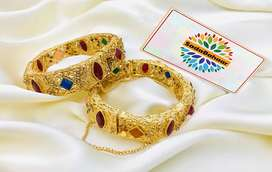 2021 Best Selling Madrasi Bangles and Anklet SB-R3 Jewellery for women