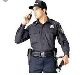 Hiring candidate For Security Guard