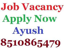 Full time Open For Supervisor, And Helper And Store Keeper call