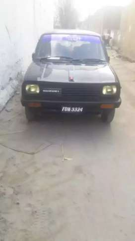 Suzuki Fx in good condition