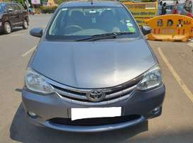 Toyota Etios 2013-2014 V, 2013, Petrol