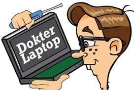 Instal ulang laptop dan aplikasi laptop berbayar