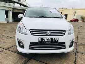 TDP 8 jt saja Suzuki Ertiga GX 1.5 AT Automatic 2015 Full Ori Veloz