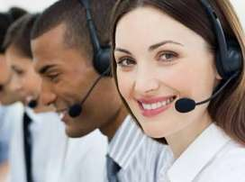 A telecaller is needed in good company
