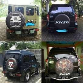 Cover/Sarung Ban Terios/Katana/Suzuki Katana/Rush/Pemurah#Lion Padang
