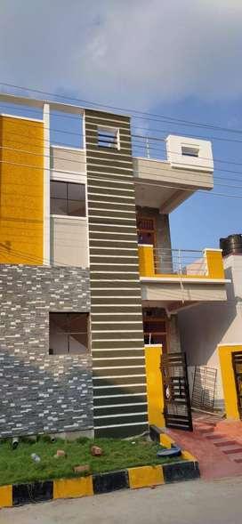 G+1 3BHK Independent House Available in Dammaiguda Muncipality