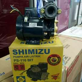 Pompa air Shimizu manual 116 bit
