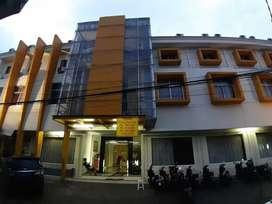 Dijual Hotel Melati 3 Lantai Setara Bintang 3