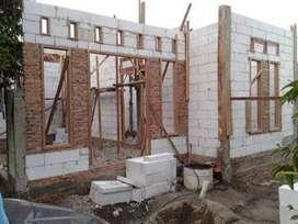 Bangun dan renovasi rumah dan kontrakan
