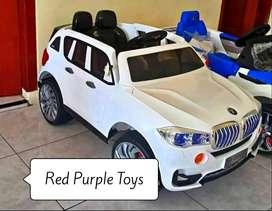 [COD] Mobil Mainan Aki BMW X5 / Mobil Mainan Remot Bisa Dinaiki Anak