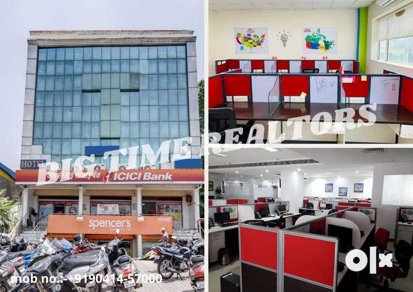 AMRITSAR 800 to 3500sqft. fully furnished Office spaces on LEASE/RENT