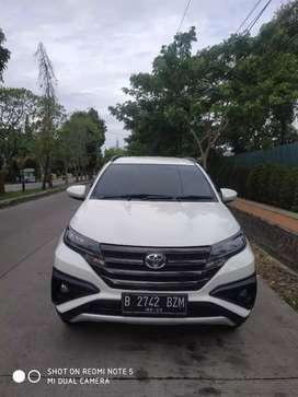 All New RUSH S TRD 2018 AT Putih Km 12rb Antik Tdp Rendah