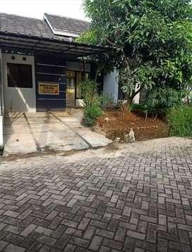 Rumah over kredit BTN sudah di renov Dp 89 jt