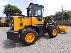 Wheel Loader SONKING 0,8-1m3 Turbo Yunnei Engine Murah Tangguh Kokoh
