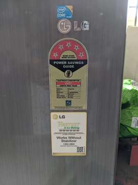 LG 190L 5 Star Rating Single Door Direct Cool For Sale