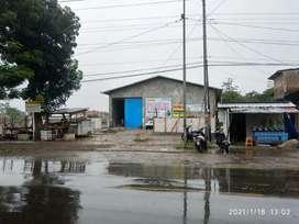 Disewakan gudang di Sekopek Kaliwungu