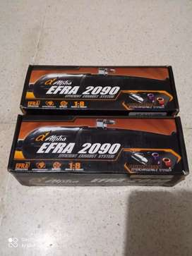 Pipe alpha 2090 plus manifold for buggy