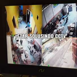 HOT PROMO CCTV TERMURAH * 2-8KAMERA FREE PEMASANGAN !!