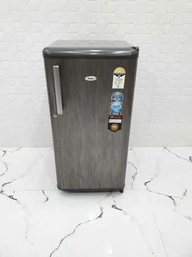 Iduf6 Whirlpool190 ltrs 5starrating with inbuiltsteplezer refrigerator