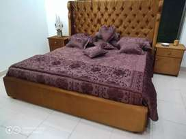 Bahria town phase 8 furnished portoin for Rent