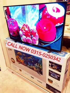 DHAMAKA OFFER 46 INCH SLIM SMART LED TV WITH BUILTIN WOOFER SPEAKERS