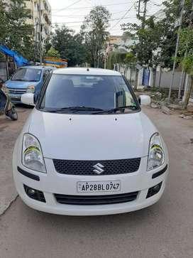 Maruti Suzuki Swift VDi ABS, 2009, Diesel