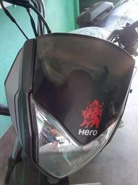Hero splender I smart 110cc good condition