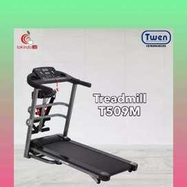 treadmill elektrik twen TM -172 alat fitnes electric