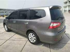 Nissan grand livina xv at 2013 tdp 13 jt