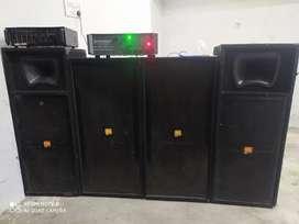 Dj sound 4 top   Machine universal company ki hai  Bechna hai