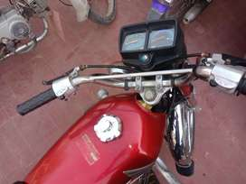 Honda 125 All documents compleet