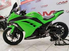 Kawasaki ninja fi 250cc th 2014 Anugerah motor Rungkut tengah 81