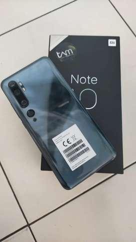 Xiaomi mi note 10 TAM 6 128