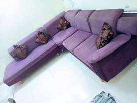 Sofa and Dewan used for sale