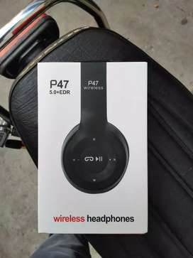 Wireless Headphones P47 (5.0)