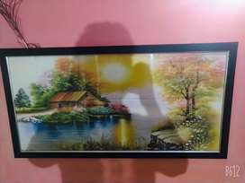 2 piece Big wall painting for sale