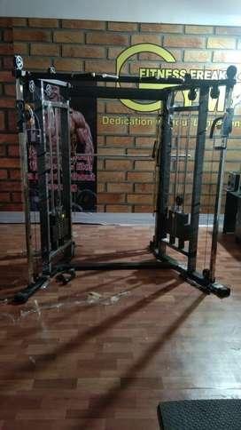 New gym setup on 3.6 Lakh