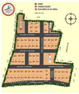 just 1.7km to Srisailam Highway, 4km to Pharma City (19,333acres ) ,