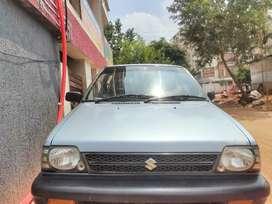 Maruti Suzuki 800 AC AND PETROL AND LPG