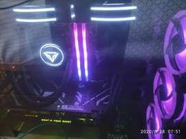 PC Gaming + Monitor Gaming,  RTX 2070 Super bisa TT
