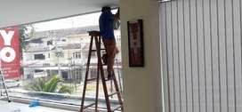 Tirai Kantor Vertikal Blind Gorden - Vertical Blind Minimalist Curtain