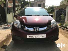 Honda Mobilio 2015 Petrol Well Maintained