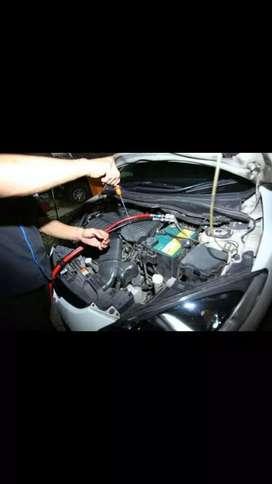 Mekanik/ Service Mobil Panggilan 24 Jam.
