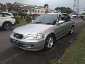 Honda City Z Vtech 2001