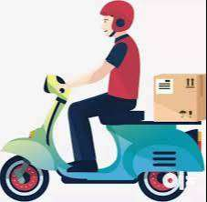 Requirement for delivery boys