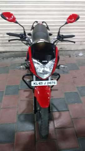 Show room condition bike. 2016. (35000rs)