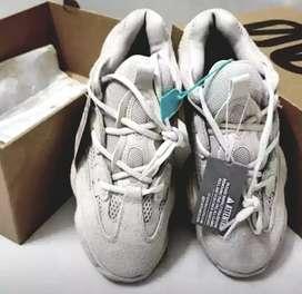 Sepatu import korea mirip adidas yeezy 500 No 40 41