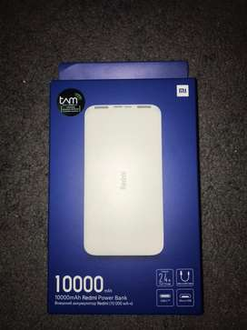 Powerbank Xiaomi 10000mAh 2 port